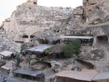 Höhlenrestaurants
