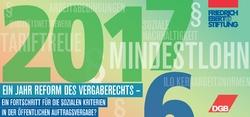 """Tagung """"Ein Jahr Reform des Vergaberechts"""""""