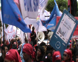 Event in Berlin: The struggle for workers' rights in the electronics industry