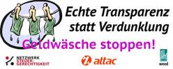Aktion gegen Verwässerung des Firmen-Transparenzregisters