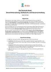 Die Deutsche Bank: Steuerhinterziehung, Geldwäsche und Steuervermeidung