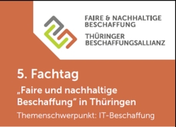 WEED auf Fachkonferenz in Thüringen