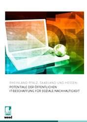 Kurzstudie: Potential der öffentlichen IT-Beschaffung für soziale Nachhaltigkeit