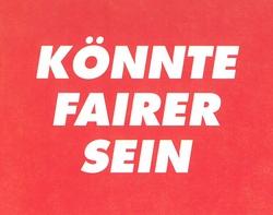 Neue Kampagne FAIRBESSER BERLIN