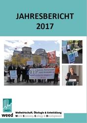 WEED-Jahresbericht 2017