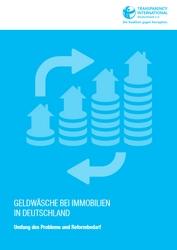 Studie: Geldwäsche bei Immobilien in Deutschland
