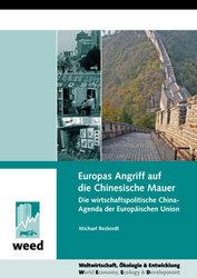 Neuerscheinung: Europas Angriff auf die Chinesische Mauer