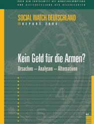 Social Watch Report Deutschland 2006