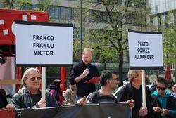 Kundgebung - Beitrag: Arbeitskreis Internationalismus der IG Metall Berlin