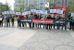 Solidaritätsaktion auf dem Wittenbergplatz am 24. April