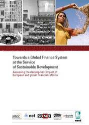 Brochure: Assessing the development impact of financial reforms