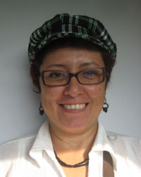 Referentin Montserrat Arévalo