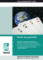 Neue Broschüre: Schuldenreport 2007