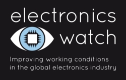 WEED introduces Electronics Watch - Improving working conditions in the global electronics industry