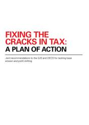 Fixing the cracks in tax: a plan of action