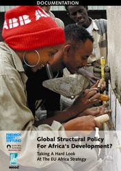 Neuerscheinung: Global Structural Policy for Africa's Development?