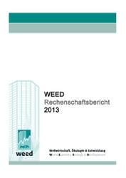 WEED-Rechenschaftsbericht 2013