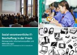 Dokumentation: Sozial verantwortliche IT-Beschaffung in der Praxis