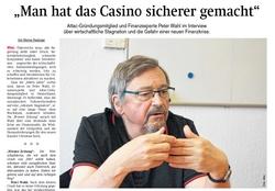 """""""Man hat das Casino sicherer gemacht"""""""