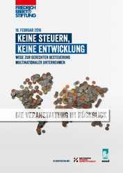 Konferenzbericht: Keine Steuern - Keine Entwicklung
