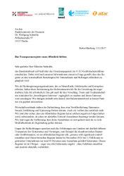 Das Transparenzregister muss öffentlich bleiben!