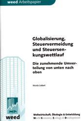 Globalisierung, Steuervermeidung und Steuersenkungswettlauf