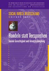 Social Watch Report Deutschland 2005