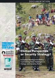 Civilian Perspective or Security Strategy?