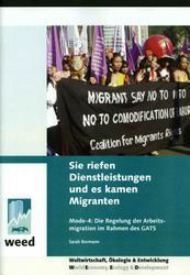 Neuerscheinung: Sie riefen Dienstleistungen und es kamen Migranten